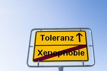 Xenophobie versus Xenophilie - Definition