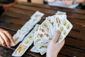 Barnga - Simulation - Kartenspiel
